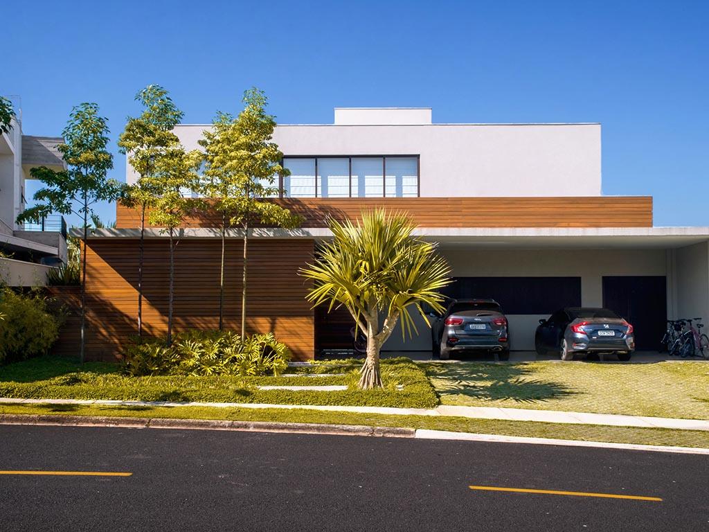 Construção Residencial em Condomínio Fechado – Alto Padrão